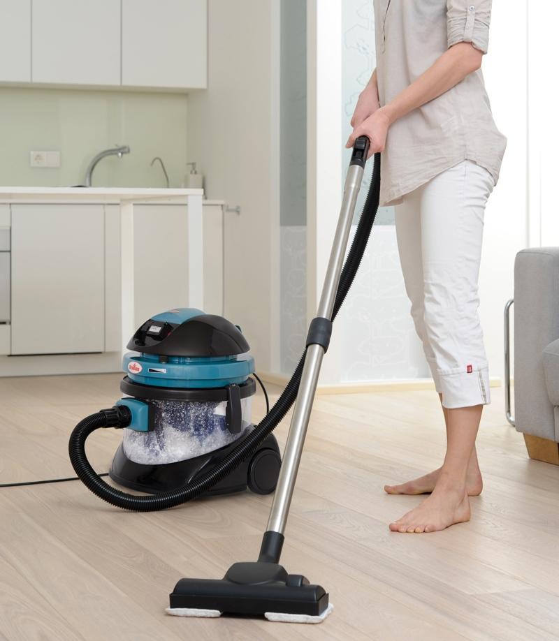 Какой выбрать моющий пылесос для квартиры