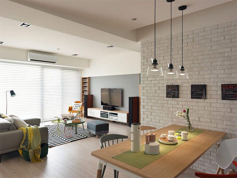 8 восхитительных интерьеров домов выполненных в скандинавском стиле