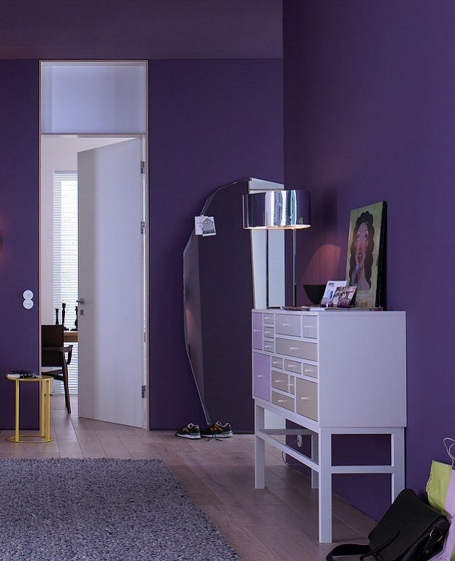 Сочетание цветов в интерьере - какую цветовую гамму подобрать для спальни, кухни, гостиной, примеры палитры и таблица + фото