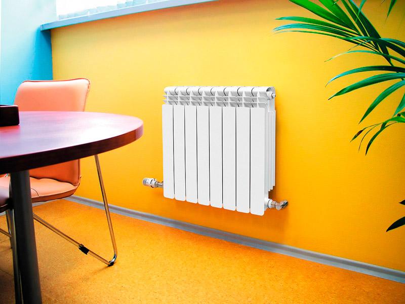 Характеристики радиаторов отопления.