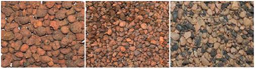 Плотность керамзита: насыпная и истинная, от чего зависит, фракции, цены