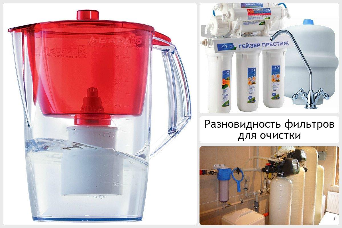 Фильтры для воды в частный дом: нужны ли и как выбрать?