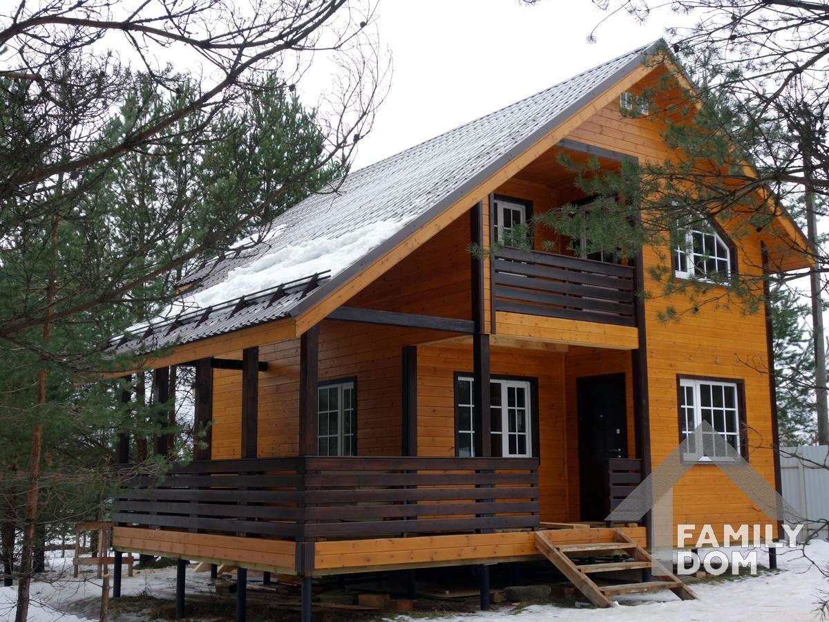 Каркасный или брусовой дом, что лучше: сравнение характеристик
