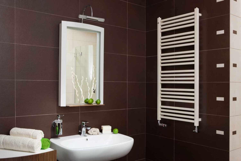 Полотенцесушитель для ванной: инструкция по монтажу