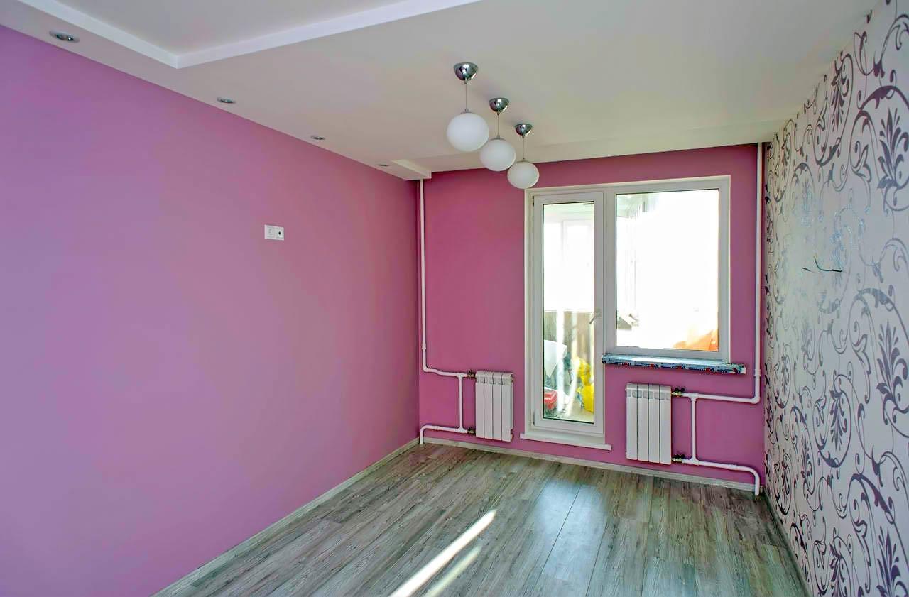 Интерьерная краска — основные современные варианты окраски и виды красок для внутренних работ (105 фото)