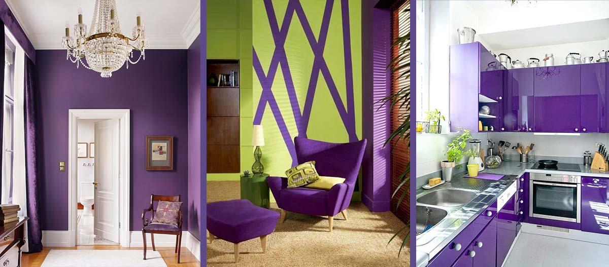 Коричневый цвет и его оригинальные сочетания с другими цветами в интерьере