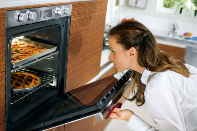 Как выбрать встраиваемый газовый духовой шкаф - советы и рекомендации