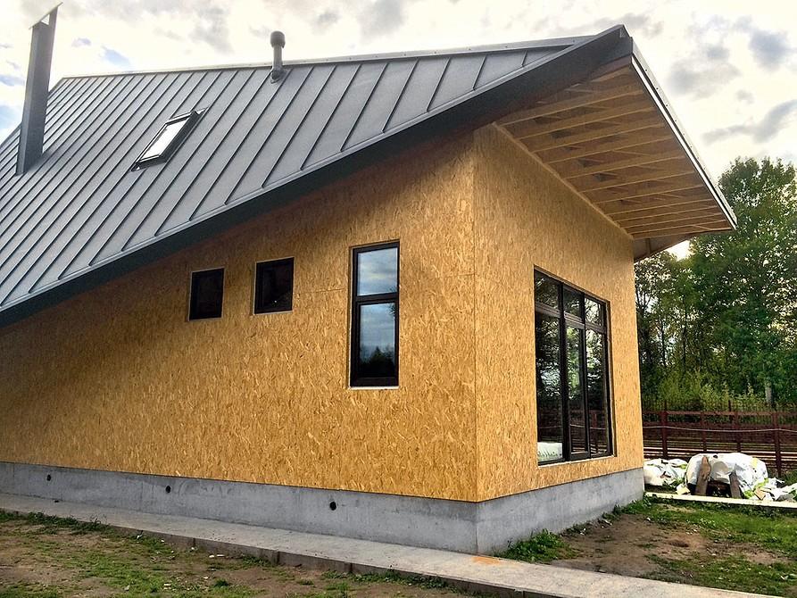 Чем лучше обшить деревянный дом снаружи – идеи и отзывы