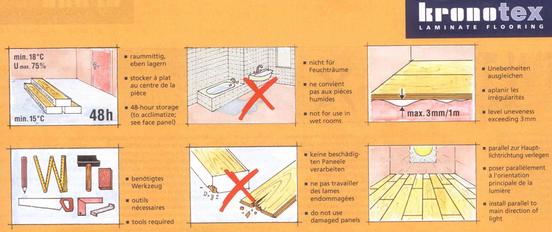 Как укладывать ламинат своими руками: способы и схемы
