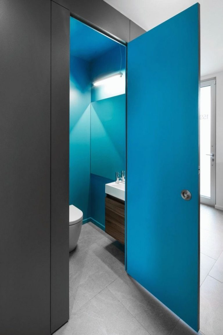 Двери для ванной и туалета: особенности, виды, выбор