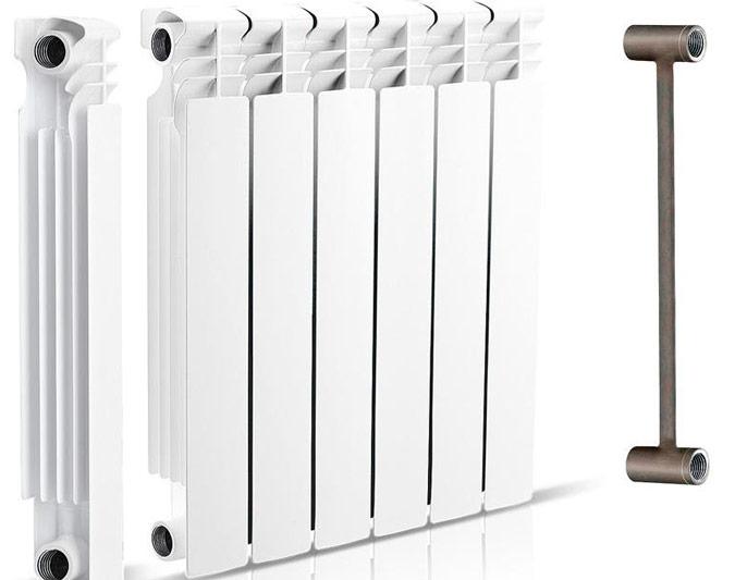 Радиаторы отопления биметаллические: какие бывают, цены батарей, как выбрать лучшее изделие