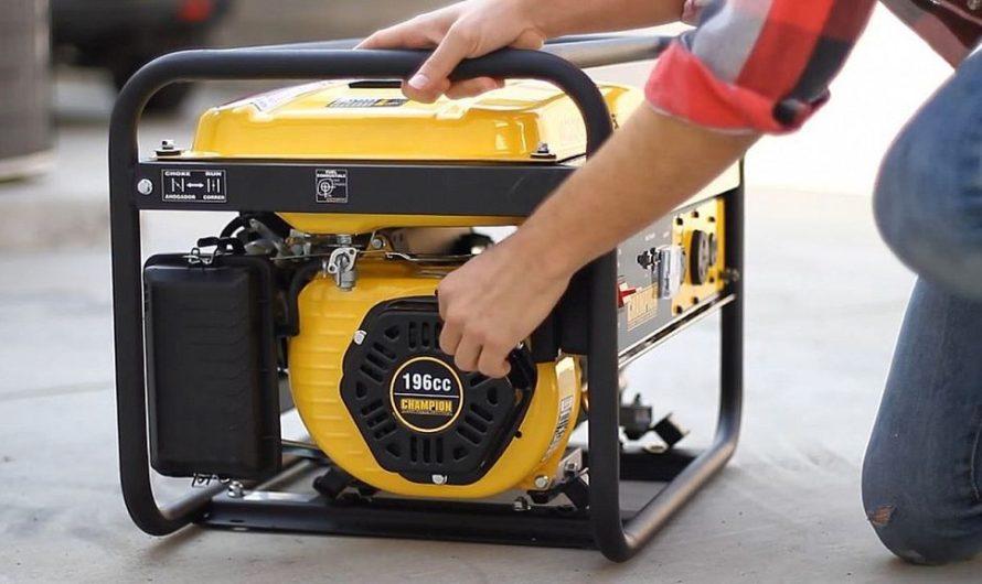 Рейтинг лучших бензиновых генераторов для дома