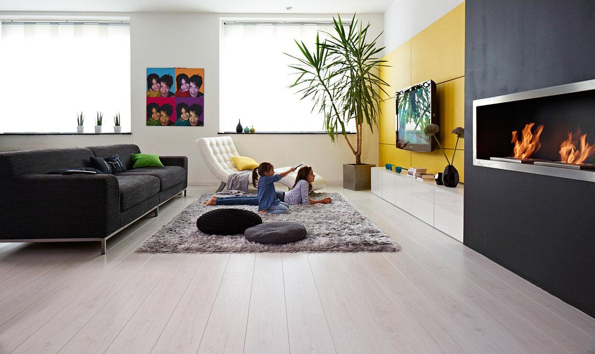 Какой пол лучше сделать в квартире: советы и решения