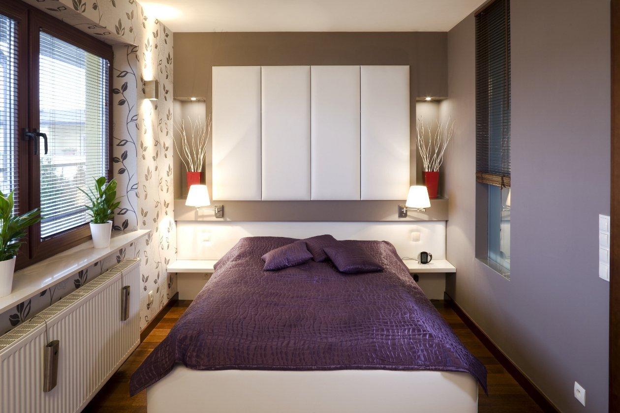Современные спальни — 130 фото дизайна 2020 года
