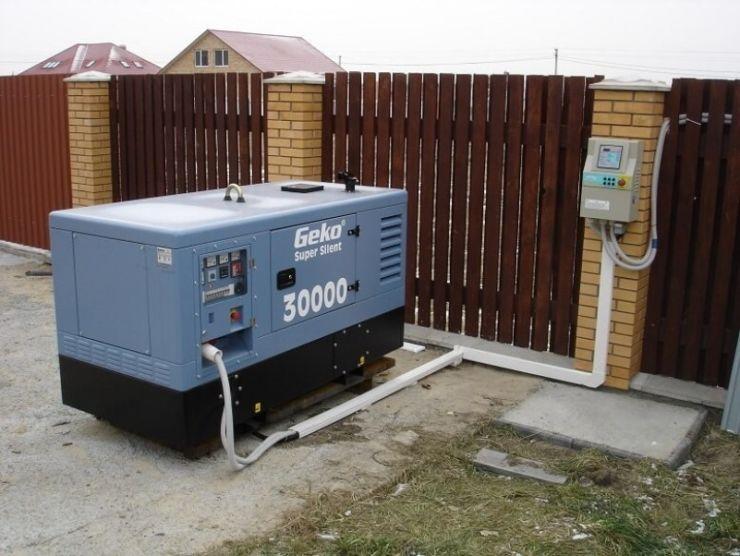 Как выбрать генератор для дома – резервное электропитание