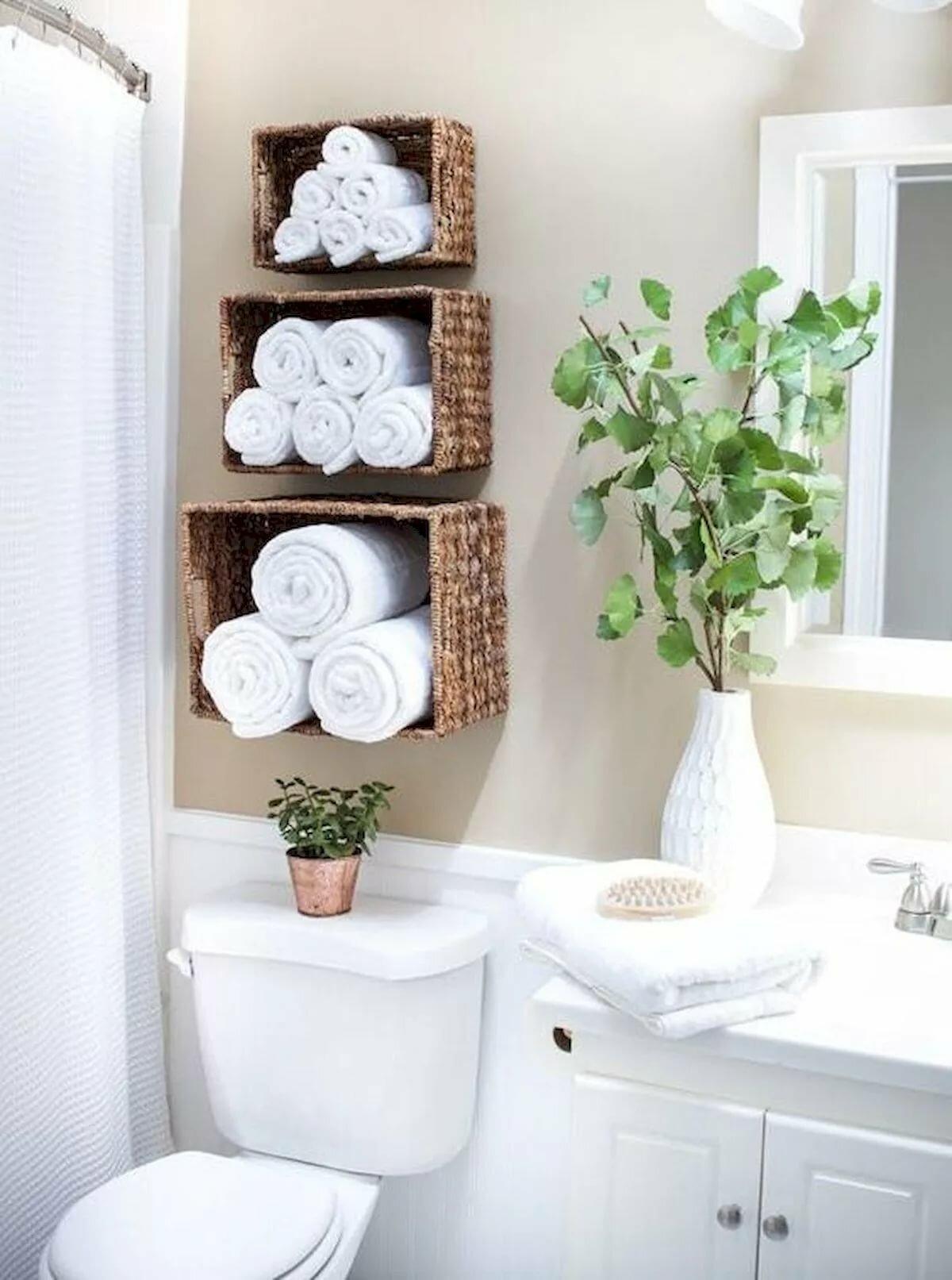 Дизайн интерьера маленькой ванной комнаты и оптимизация пространства