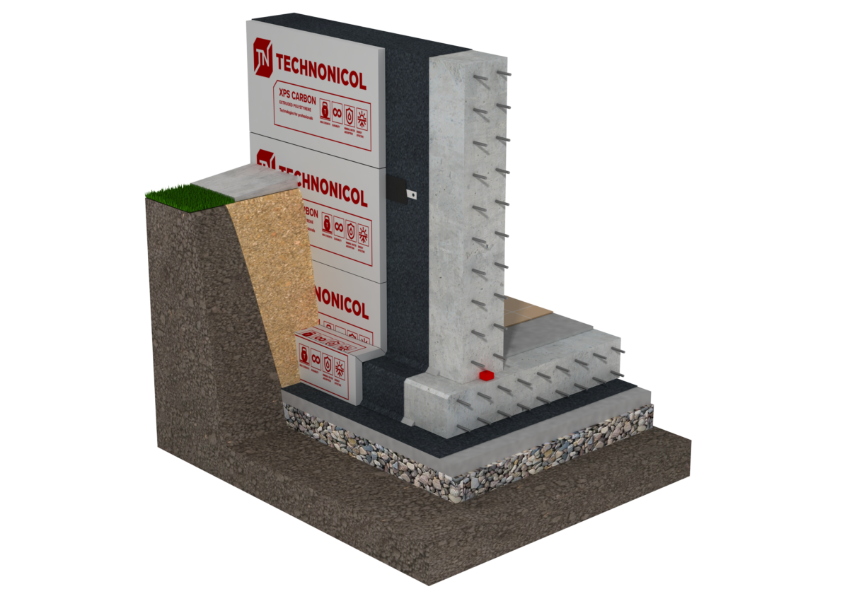 Технические характеристики утеплителей технониколь и сфера их применения. особенности использования утеплителей от технониколя монтаж базальтовой каменной ваты технониколь внутри помещения