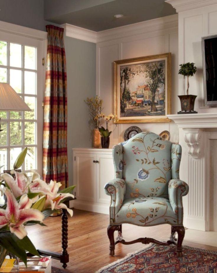 Дизайн интерьера в английском стиле - основы и правила оформления