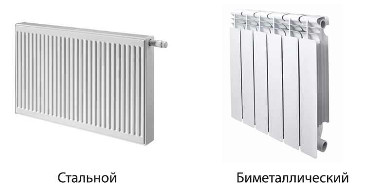 Какие радиаторы отопления лучше: алюминиевые или биметаллические?