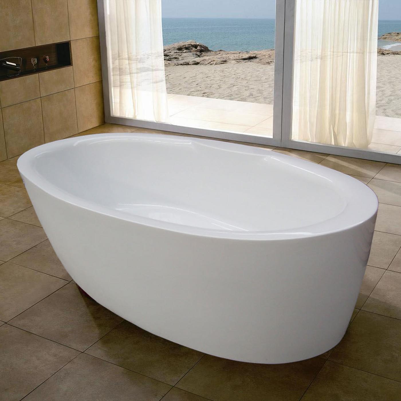 Какая акриловая ванна лучше: комбинированная, из литьевого или экструзионого акрила?