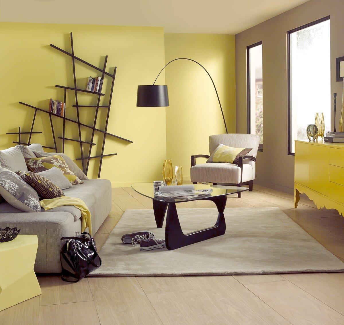 Ремонт квартиры своими руками: как покрасить стены?
