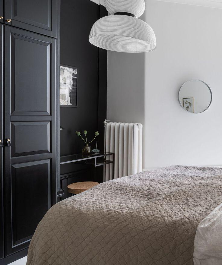 Скандинавская спальня — 120 фото идей дизайна