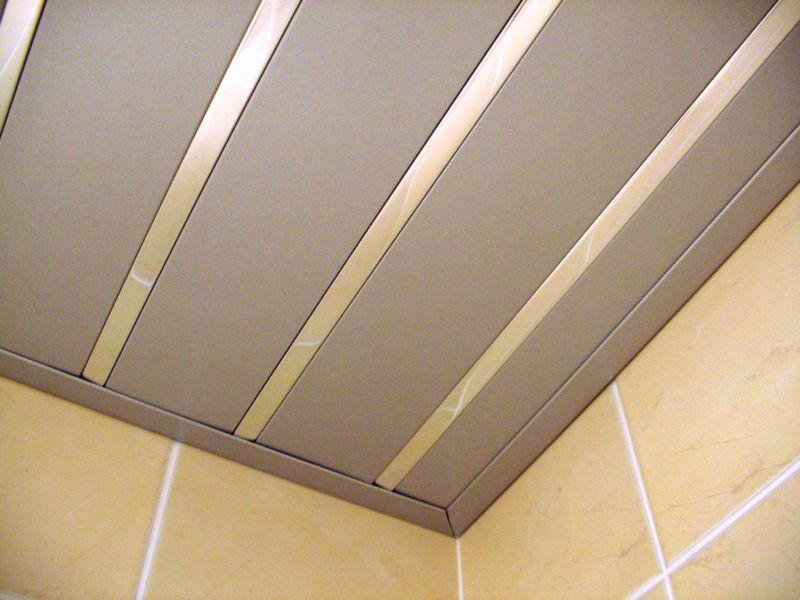 Натяжные потолки: конструкция и ее выбор