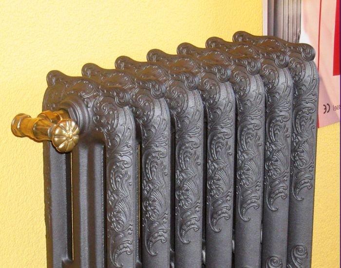 Как выбрать между чугунными или биметаллическими радиаторами?
