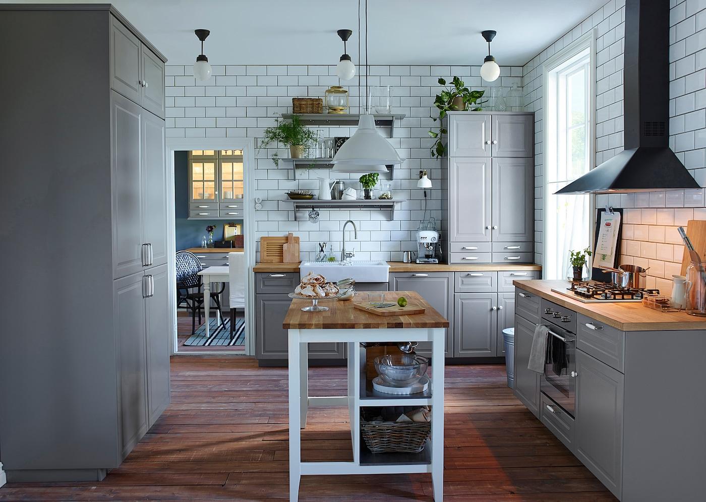 Кухня в скандинавском стиле – минимализм и практичность для вашего комфорта