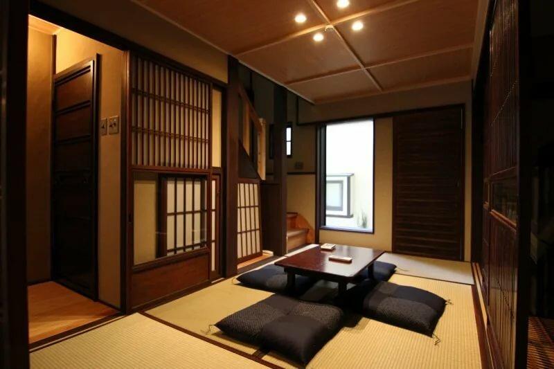 Откройте для себя японский стиль интерьера