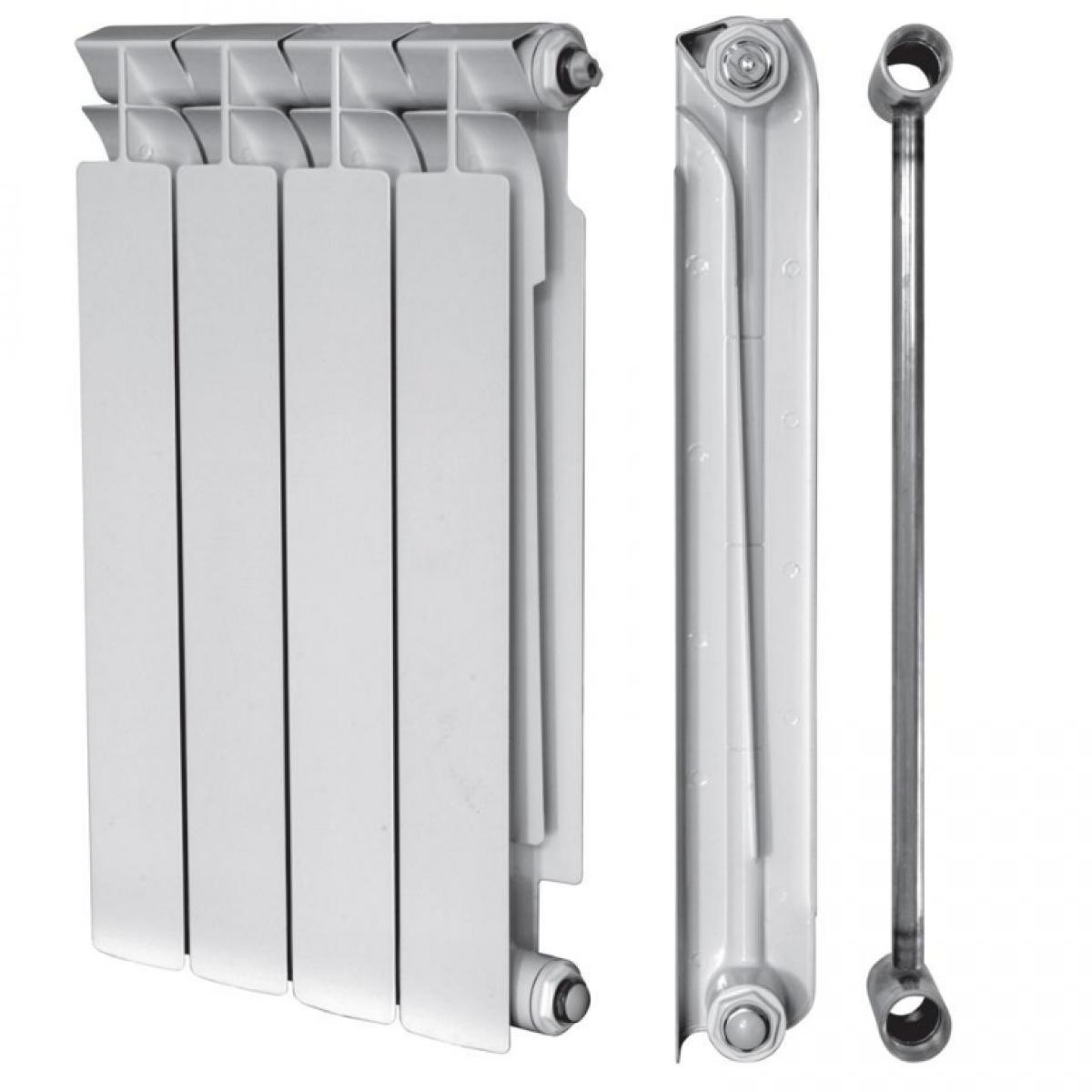 Какие лучше выбрать биметаллические радиаторы для отопления