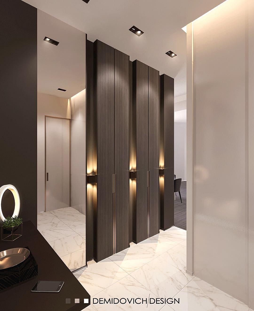 Дизайн квартиры в стиле модерн +80 фото интерьера