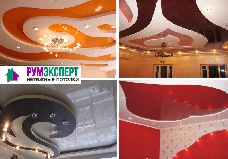 Какой натяжной потолок лучше - тканевый или пвх-пленка?