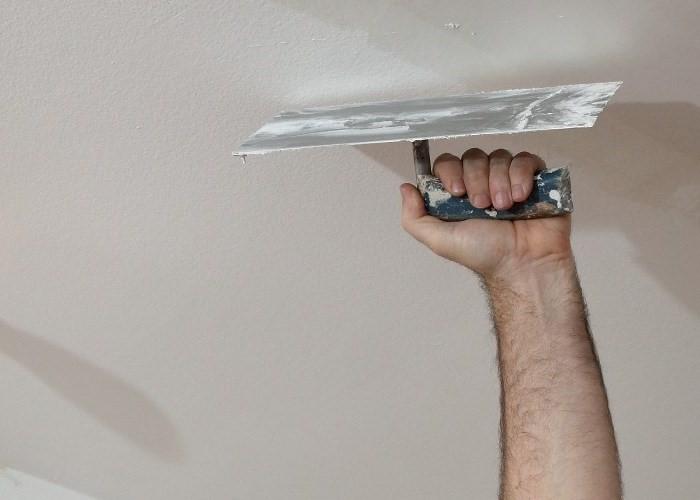 Как выполнить шпаклевку потолка своими руками. поэтапное описание процесса с фото и видео