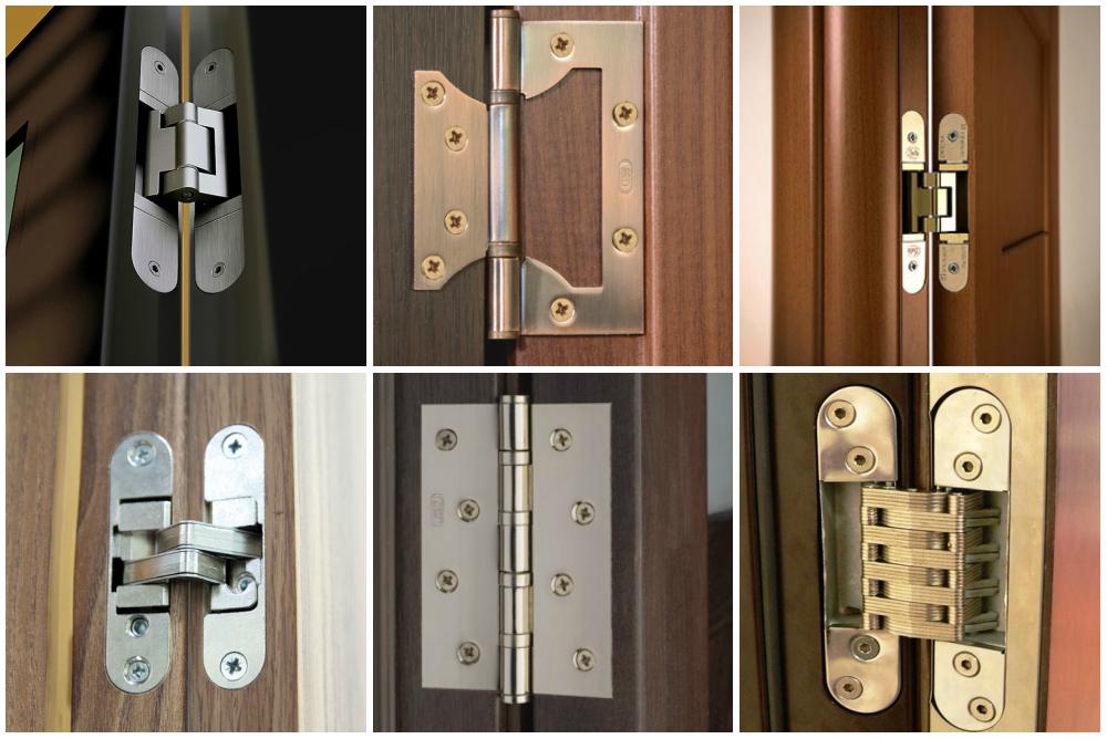 Петли для межкомнатных дверей: как выбрать дверные врезные петли? особенности универсальных моделей