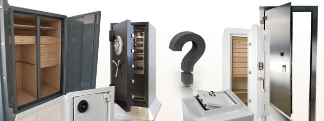 Как выбрать и купить сейф для дома