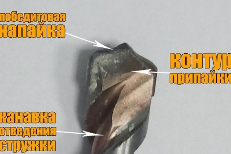 Как заточить сверло по металлу в домашних условиях?