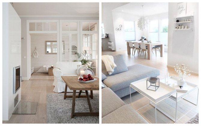 Скандинавский стиль винтерьере квартиры— фото 15-ти реальных проектов