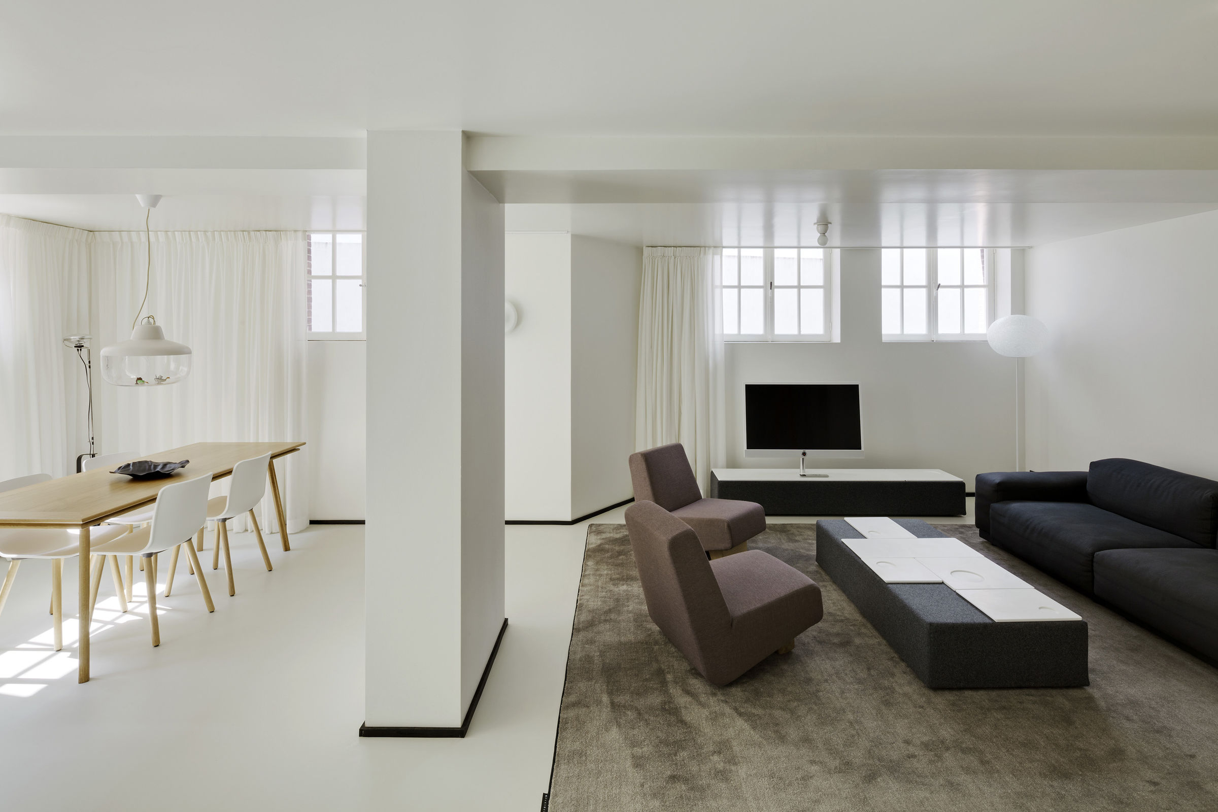 Минимализм в квартире — идеи интерьера и варианты дизайна. советы по применению различных стилей (100 фото)