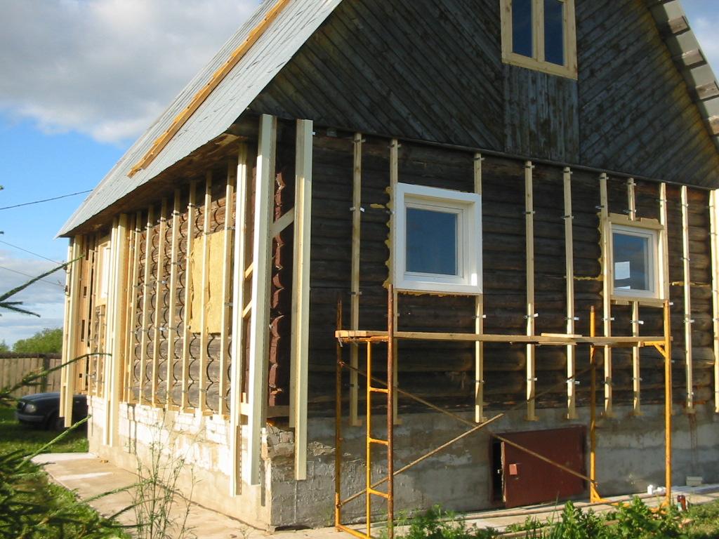 Чем обшить дом снаружи. чем обшить деревянный дом снаружи
