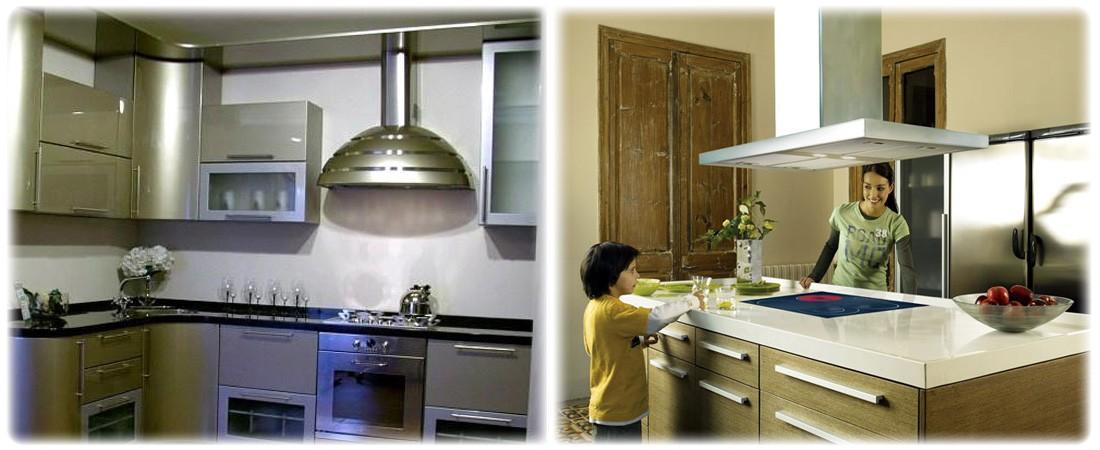 Встраиваемая вытяжка для кухни: критерии выбора