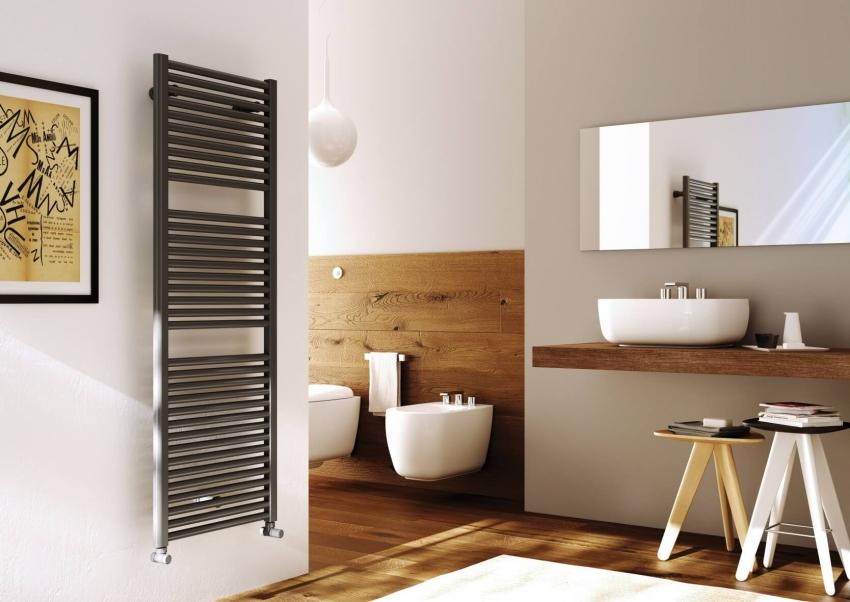 Как выбрать полотенцесушитель для ванной?