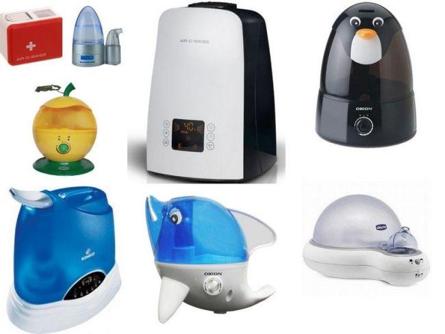 Выбираем увлажнитель воздуха: ультразвуковой или паровой