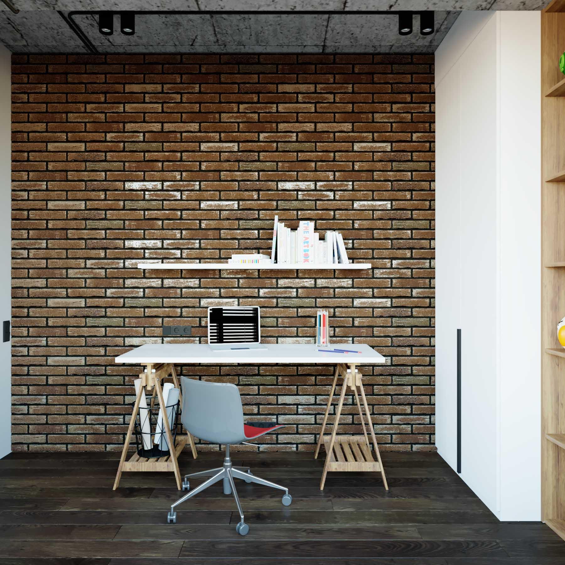 Кухня в стиле лофт - типовые проекты и основные элементы дизайна (110 фото)