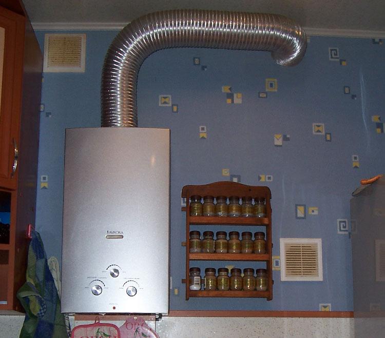 Как не ошибиться в выборе газовой колонки для дома?