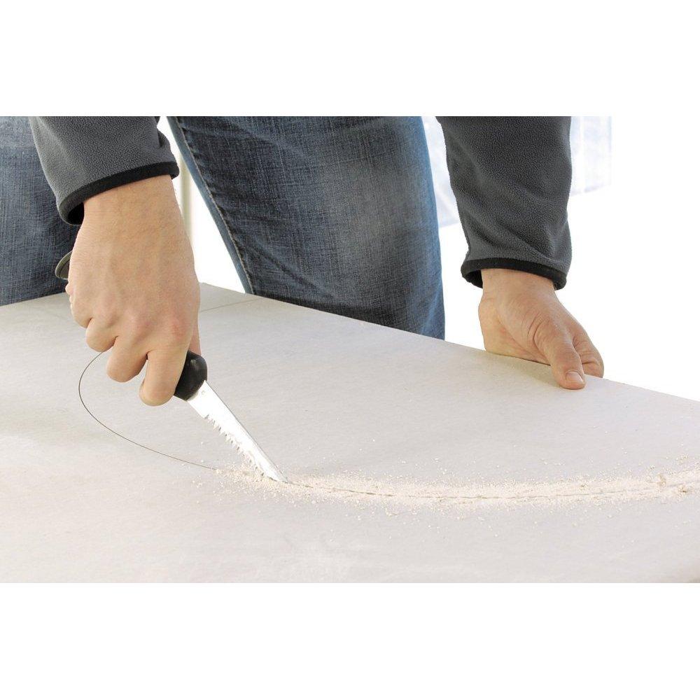 Чем лучше резать гипсокартон, выбор инструмента для резки