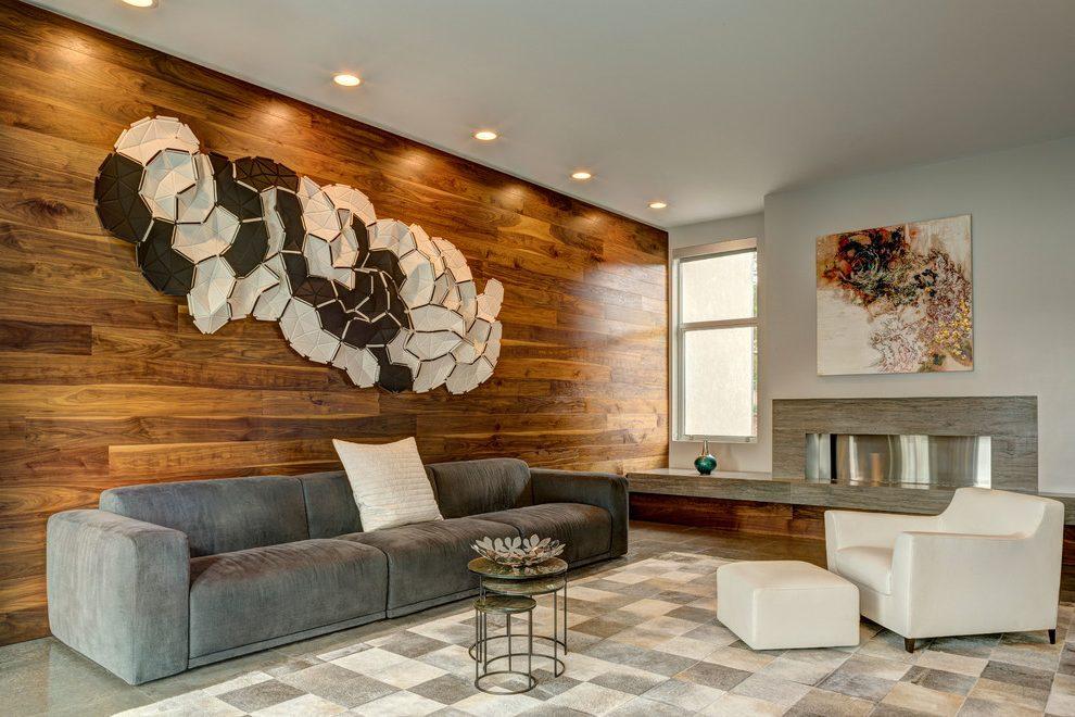 Ламинат на стене в кухне: идеи отделки с фото, какой дизайн лучше выбрать