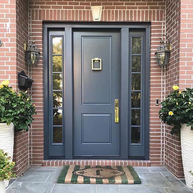Металлическая входная дверь для частного дома: как выбрать