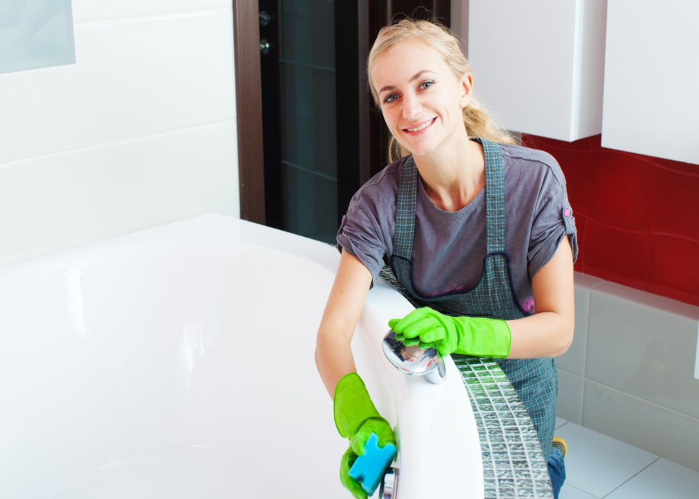 Акриловая ванна - чем можно и чем нельзя мыть