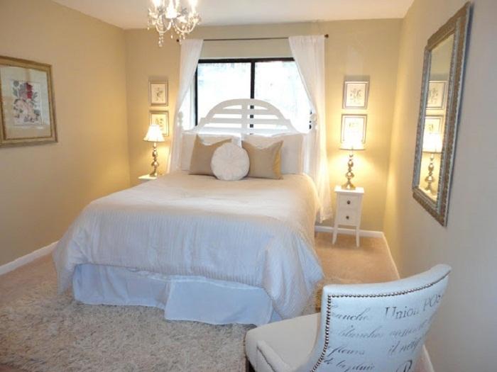 Дизайн маленькой спальни 56 фото и 5 нюансов